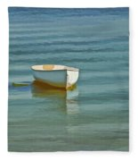 Ferry Landing Dinghy Fleece Blanket