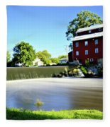 Fertile Dam Fleece Blanket