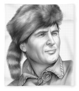 Fess Parker Fleece Blanket
