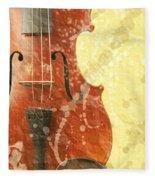 Fiddle Fleece Blanket