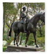 Field Marshal Sir John Dill Fleece Blanket