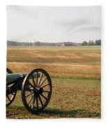 Fields Of Death Fleece Blanket