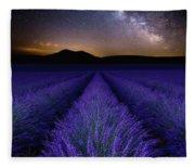 Fields Of Eden Fleece Blanket