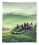 Fields Of Eternal Harmony Fleece Blanket