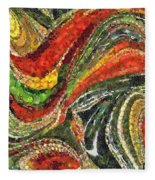 Fiesta Mexicana Fleece Blanket