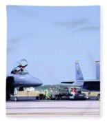 Fighters Fleece Blanket
