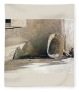 File7297 Andrew Wyeth Fleece Blanket