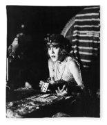 Film Still: Fortune Telling Fleece Blanket