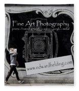 Fine Art Photography Fleece Blanket
