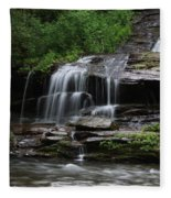 Fine Falls Fleece Blanket