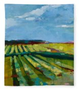 Fine Fields Fleece Blanket