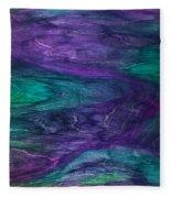 F.i.n.e. Fleece Blanket