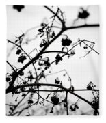 Fineart-nature-4 Fleece Blanket