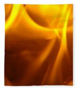 Fire Desire Seattle Art Mesmerizing Autumn Warmth Baslee Troutman Fleece Blanket