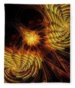 Firebird Fleece Blanket
