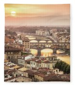 Firenze Fleece Blanket