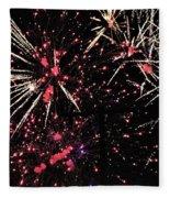Fireworks 2018 Fleece Blanket
