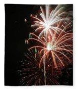 Fireworks6521 Fleece Blanket