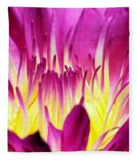 Firey Magenta Fleece Blanket
