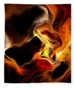 Firey Fleece Blanket