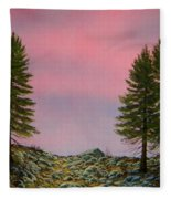 First Light Fleece Blanket