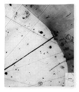 First Neutrino Interaction, Bubble Fleece Blanket