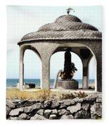 Fisherman's Memorial Fleece Blanket
