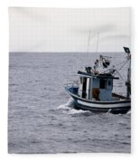 Fishermen Fleece Blanket