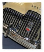 Fj Holden - Front End - Grill Fleece Blanket