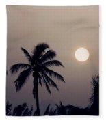 Floridian Sunrise Fleece Blanket