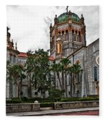 Flagler Memorial Presbyterian Church 2 Fleece Blanket