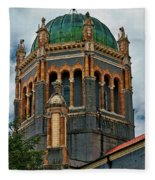 Flagler Memorial Presbyterian Church 3 Fleece Blanket