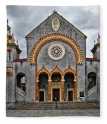 Flagler Memorial Presbyterian Church Fleece Blanket