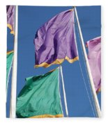 Flags Fleece Blanket