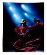 Flamenco Performance Fleece Blanket