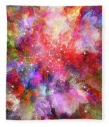 Flammable Imagination  Fleece Blanket