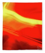 Flash Abstract 561 S Fleece Blanket
