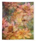 Fleeting Impression 4783 Idp_2 Fleece Blanket