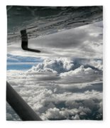 Flight Of Dreams Fleece Blanket
