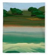Flinders Island  Fleece Blanket