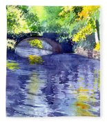 Floods Fleece Blanket