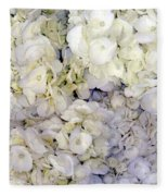 Florabunda Fleece Blanket