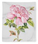 Floral Botanicals-jp3779 Fleece Blanket