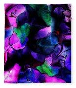 Floral Expressions 080616-2 Fleece Blanket
