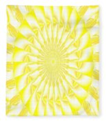 Floreal Fleece Blanket