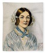 Florence Nightingale, Nurse Fleece Blanket