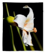 Floss Silk Bloom Fleece Blanket