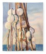 Flotteurs Fleece Blanket