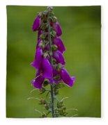 Flower 11 Fleece Blanket