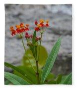 Flower 13 Fleece Blanket